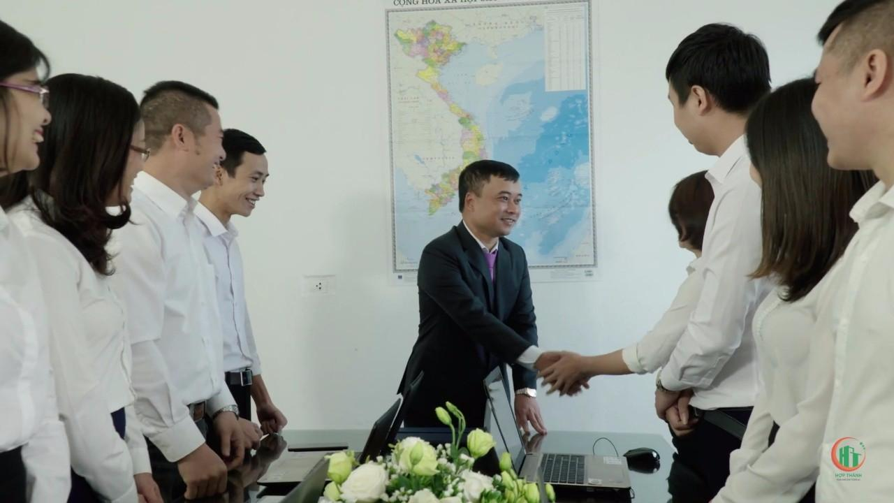 Leader of Hop Thanh- those who has big ambition to become Top 1 commercial concrete in the North of Vietnam