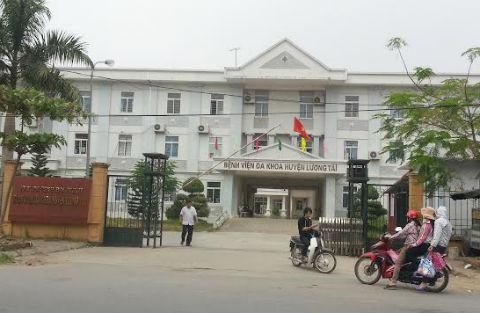 Bệnh viện đa khoa hiện Lương Tài - Bắc Ninh
